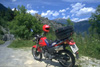 Motorcycle trips - Apartments Deluxe rooms Haus Alpenblick in Serfaus at the Sun plateau